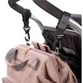 Lässig Wickeltasche »Goldie Twin, Backpack Rose«
