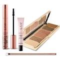 L.O.V Augen-Make-Up-Set »LOVE DAY«, (4 Beautyprodukte in einer Make-Up Bag)