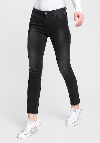 Replay 7/8-Jeans »Faaby«, Mid Waist kaufen