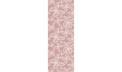 QUEENCE Vinyltapete »Zora«, 90 x 250 cm, selbstklebend kaufen