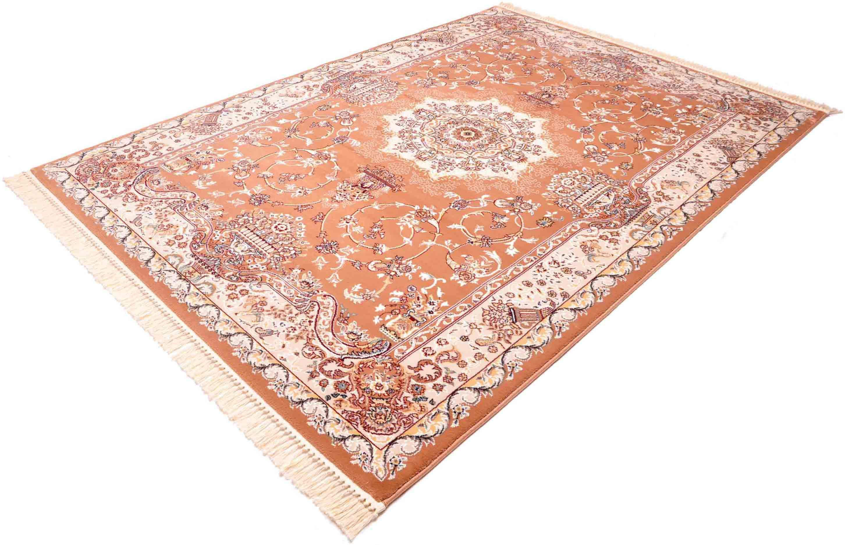 Läufer Classic 4051 Böing Carpet rechteckig Höhe 10 mm maschinell zusammengesetzt