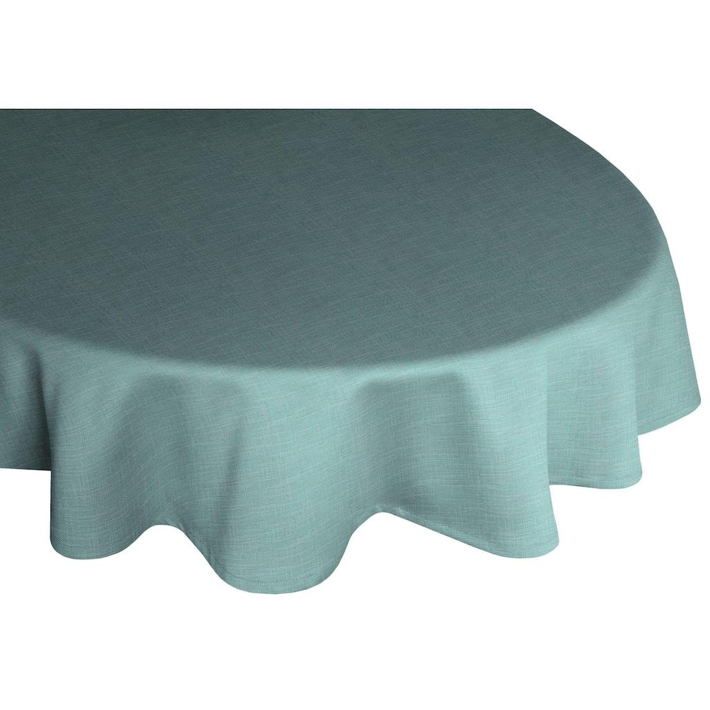 Wirth Tischdecke »WIESSEE«, oval