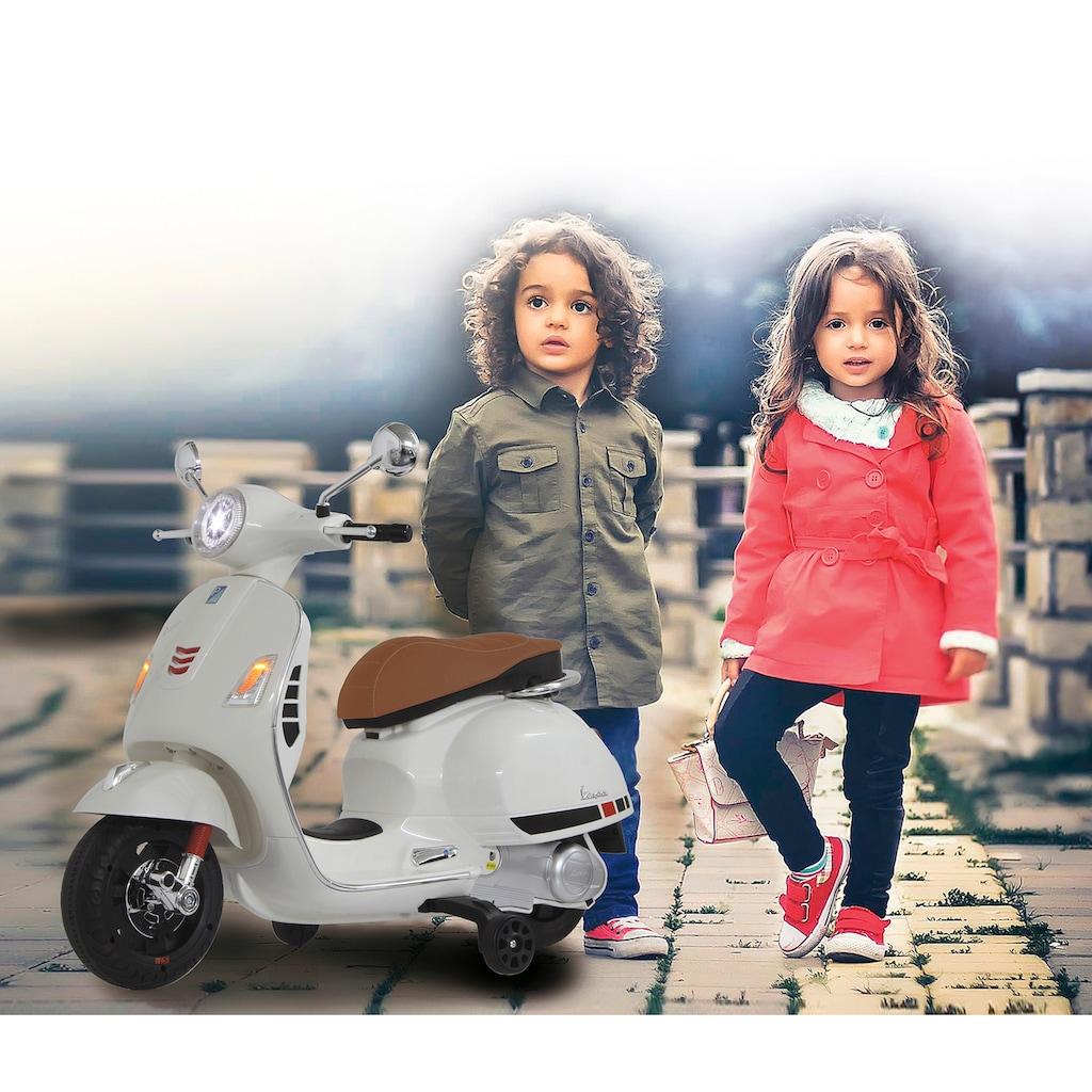 Jamara Elektro-Kinderroller »Vespa«, ab 3 Jahren, bis 30 kg, für Kinder ab 3 Jahre, 12 V