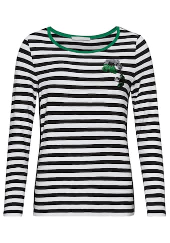 bianca Rundhalsshirt »DINI« kaufen