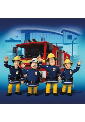 Bönninghoff Leinwandbild »Keilrahmen Feuerwehrmann Sam ca.35x35 cm«, (1 St.) kaufen