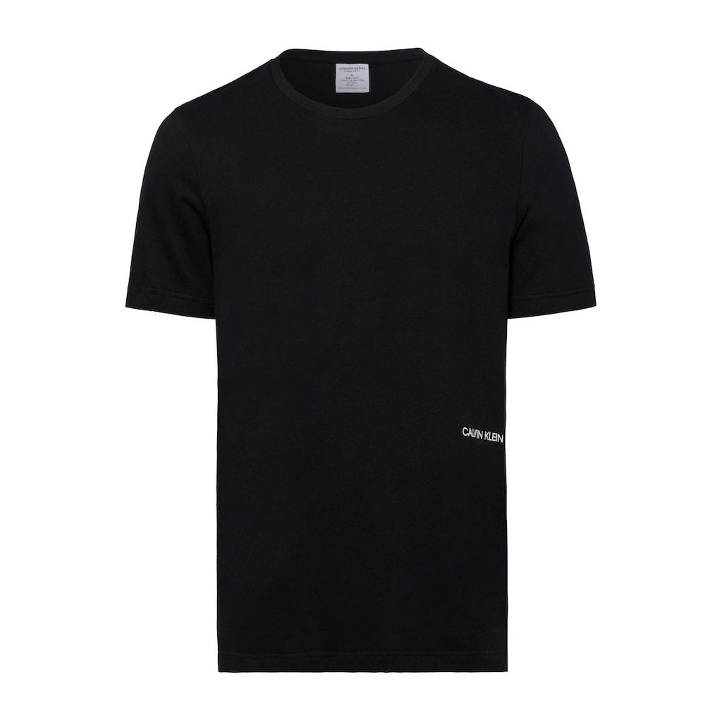 Calvin Klein Rundhalsshirt »STATEMENT 1981«, mit Logo an der Seite