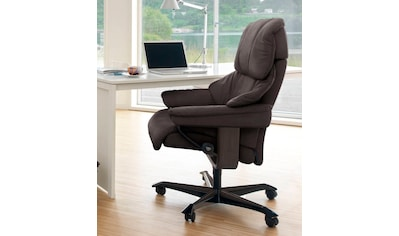 Stressless® Relaxsessel »Reno«, mit Home Office Base, Größe M, Gestell Wenge kaufen