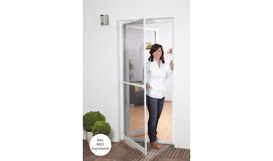 hecht international Insektenschutz-Tür »Basic«, Bausatz BxH: 100x210 cm, weiß kaufen