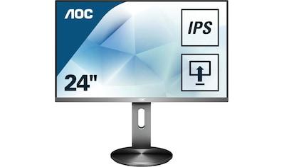 AOC »I2490PXQU/BT« LCD - Monitor (23,8 Zoll, 1920 x 1080 Pixel, Full HD, 4 ms Reaktionszeit, 60 Hz) kaufen