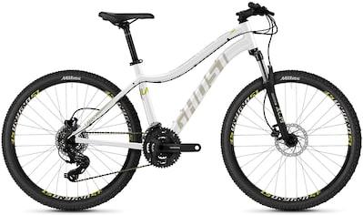 Ghost Mountainbike »Lanao 26 Base AL U«, 24 Gang, Shimano, Tourney TX 8-fach Schaltwerk, Kettenschaltung kaufen