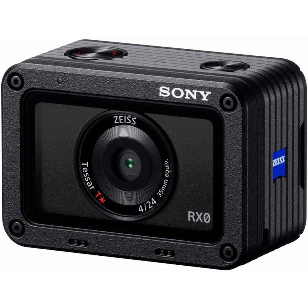 Sony Kompaktkamera »DSC-RX0«, ZEISS® Tessar T 24mm Objektiv, WLAN (Wi-Fi), HDR-Aufnahme