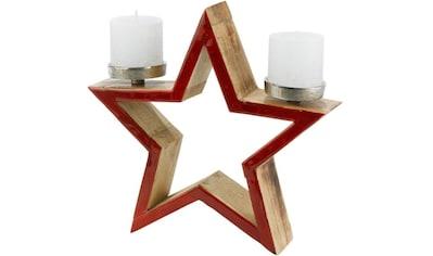Kerzenhalter »Stern«, Ø 32 cm kaufen