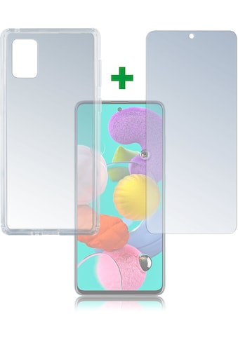 4smarts Handyhülle »360° Protection Set Limited Cover Galaxy A51« kaufen
