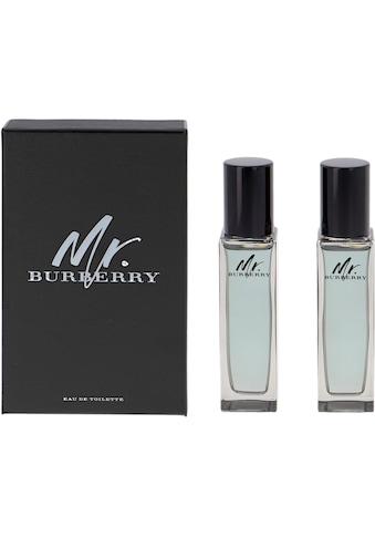 "BURBERRY Duft - Set ""Mr Burberry"", 2 - tlg. kaufen"