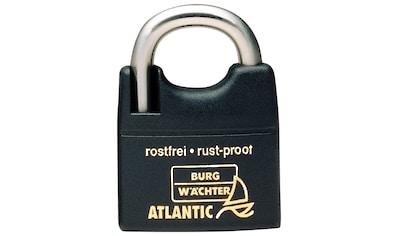 Burg Wächter Vorhängeschloss »Atlantic 217 F 40 Ni SB« kaufen