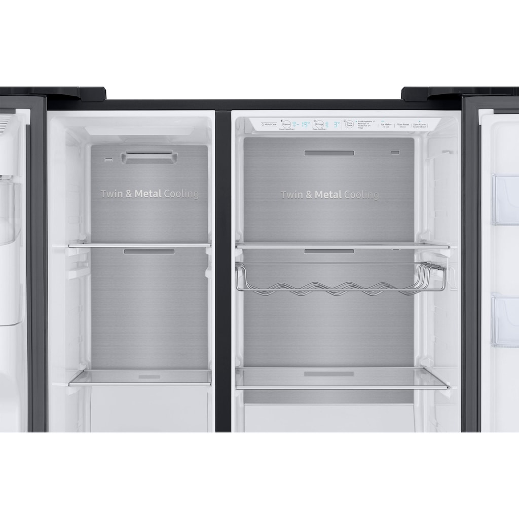 Samsung Side-by-Side »RS6GN8671B1/EG«, RS8000, No Frost