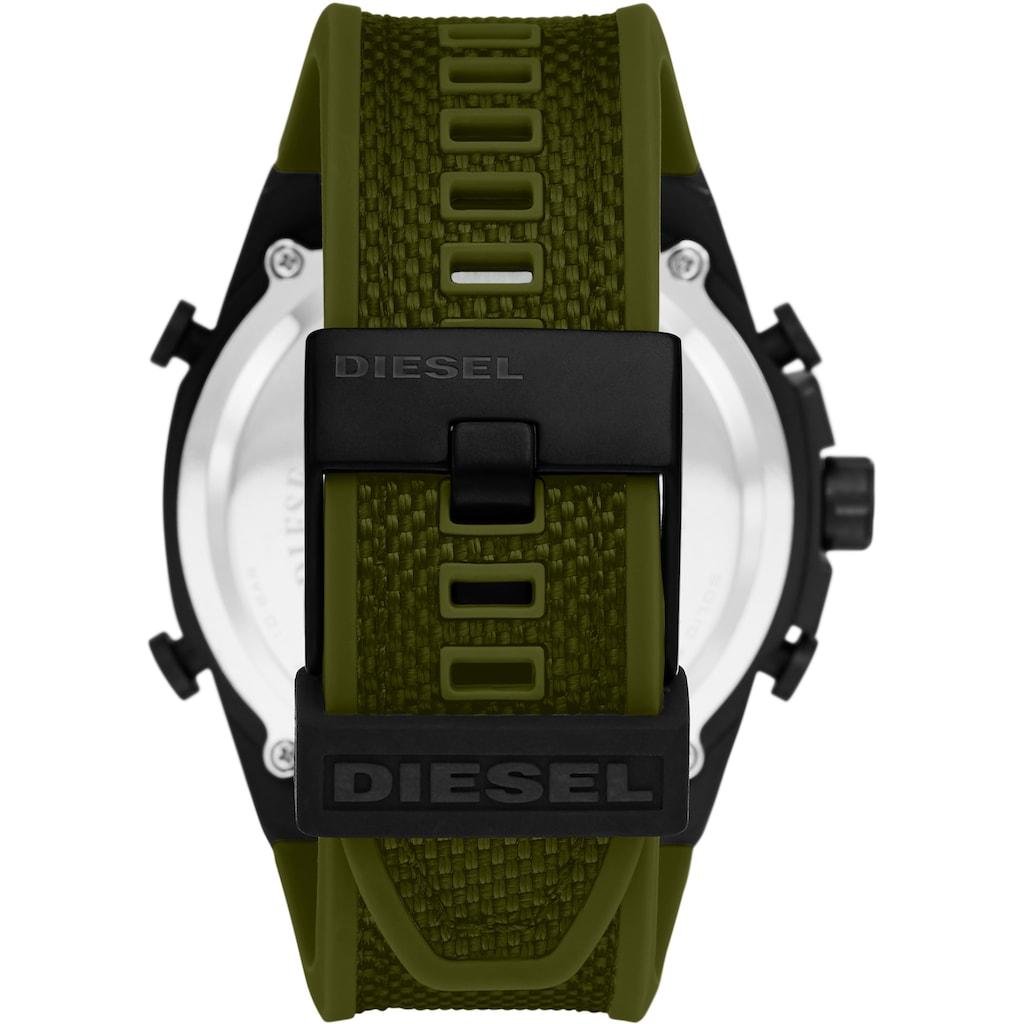 Diesel Chronograph »MEGA CHIEF, DZ4549«, (1 tlg.)