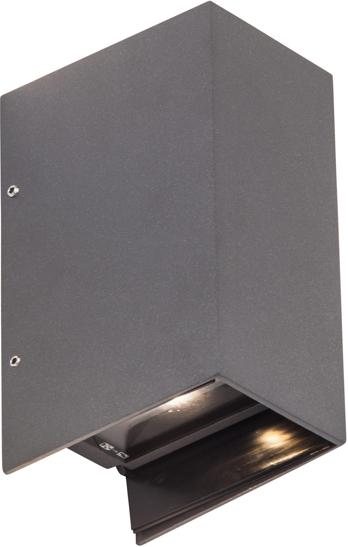 AEG Leuchten,LED Außen-Wandleuchte ADAPT