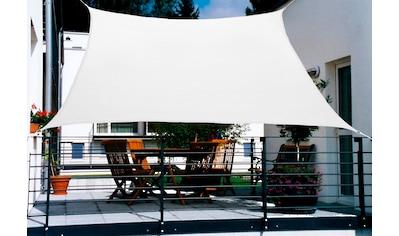 Floracord Sonnensegel, BxT: 270x140 cm, cremeweiß kaufen