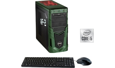 Hyrican »Military 6577« Gaming - PC (Intel, Core i5, GTX 1660 Ti, Luftkühlung) kaufen
