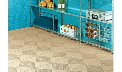 Bergo Flooring Klickfliesen-Kantenleiste, für Kunststofffliesen in Sand kaufen