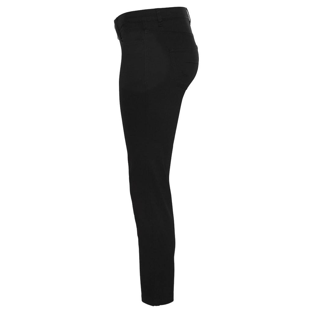 AJC 7/8-Hose, mit modisch sichtbarer Knopfleiste