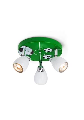 Brilliant Leuchten Deckenstrahler »SOCCER«, GU10, Warmweiß, Deckenlampe kaufen