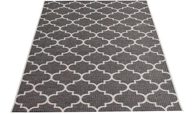 Teppich, »Valon«, andas, rechteckig, Höhe 7 mm, maschinell gewebt kaufen