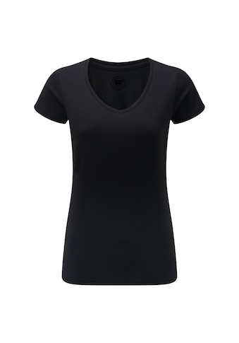 Russell T - Shirt »Damen HD mit V - Ausschnitt, kurzärmlig« kaufen