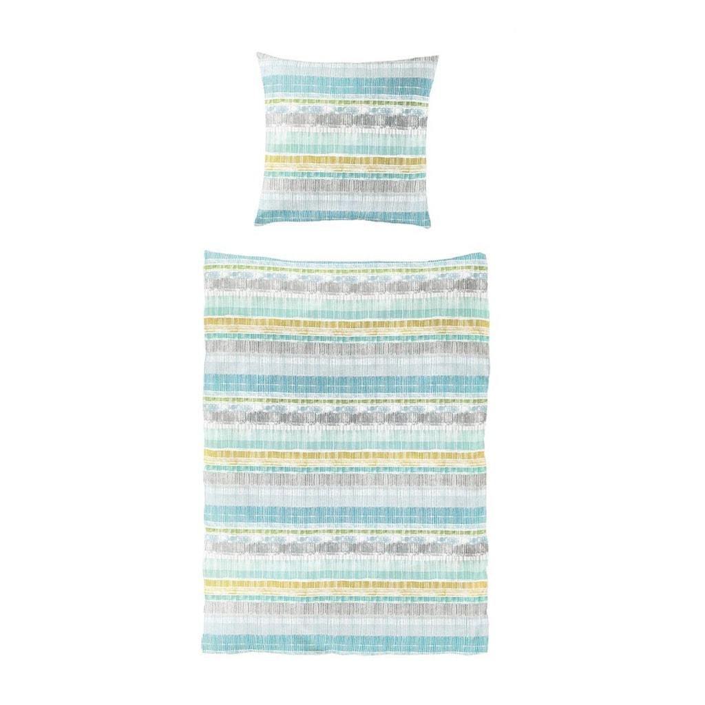 TRAUMSCHLAF Bettwäsche »Modern Stripes«, bügelfreie Seersucker Qualität