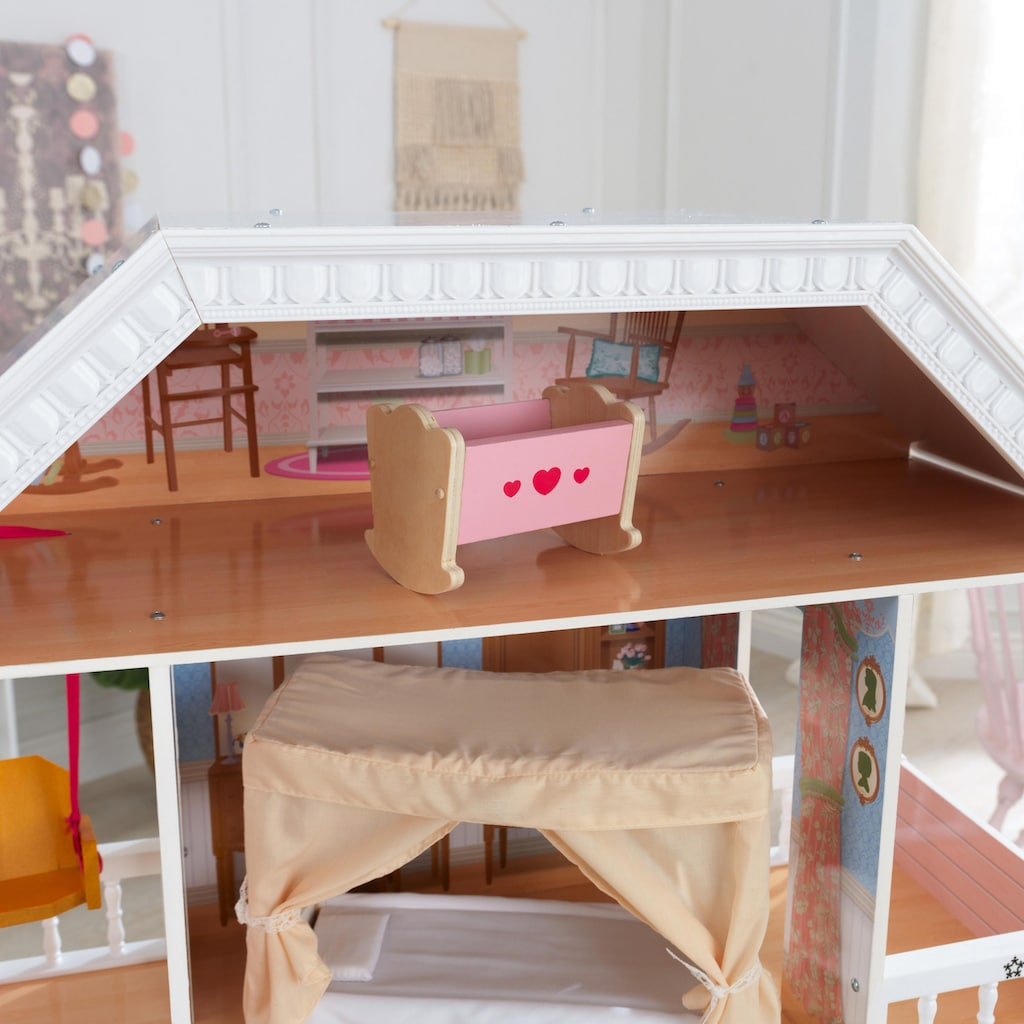 KidKraft® Puppenhaus »Savannah«, inkl. Puppenmöbel
