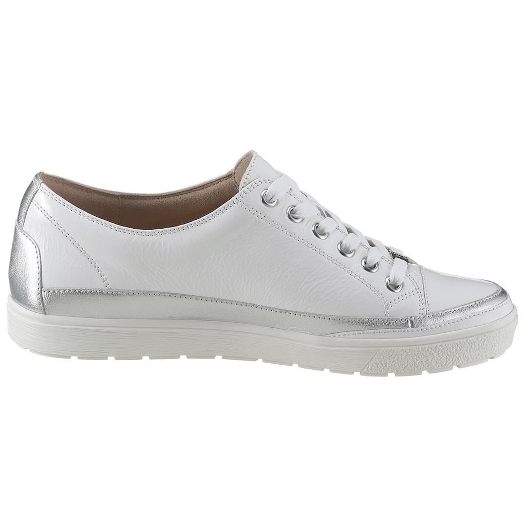 Caprice Sneaker, mit Metallicdetails