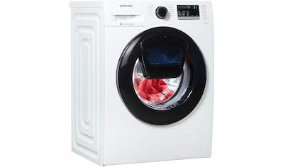 Samsung Waschmaschine AddWash W4500 WW7EK44205W/EG kaufen