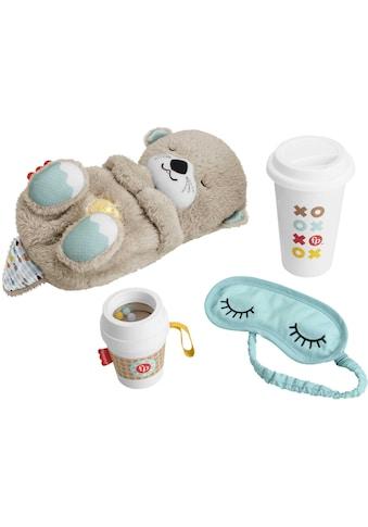 Fisher-Price® Einschlafhilfe »Schlummer-Otter Geschenkset«, Otter mit Sanftem Licht;... kaufen
