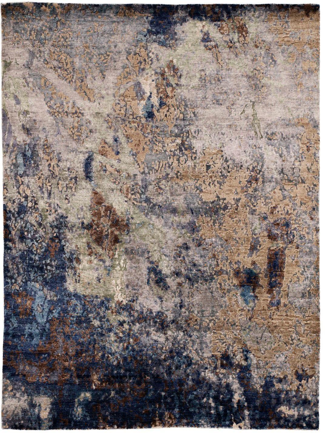 Teppich Signature Awaro OCI DIE TEPPICHMARKE rechteckig Höhe 4 mm manuell geknüpft