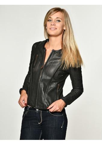 Maze Lederjacke -  elegant & sportlich »Rubi« kaufen