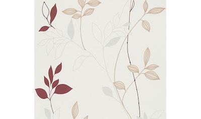 A.S. Création Vliestapete »Natural Style«, floral, mit Blumen kaufen