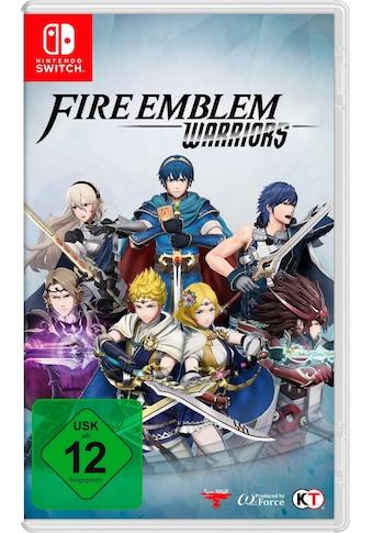 Nintendo Switch Spiel »Fire Emblem Warriors«, Nintendo Switch kaufen