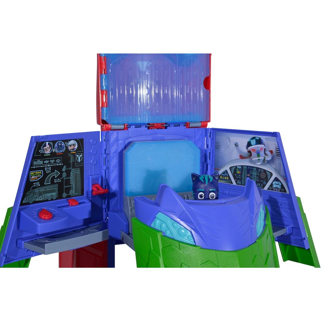 SIMBA Spiel-Gebäude »PJ Masks, Verwandelbares Hauptquartier«