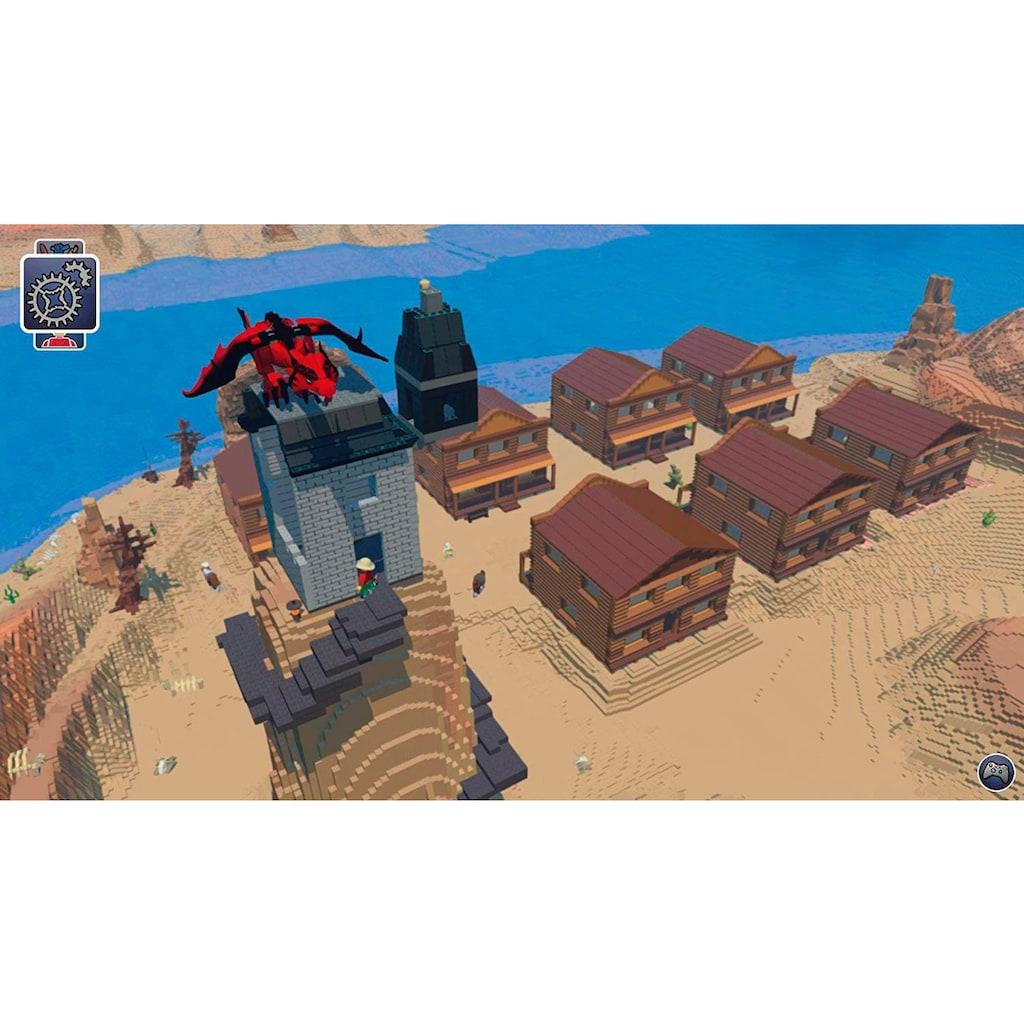 Warner Games Spiel »Lego Worlds«, PlayStation 4, Software Pyramide