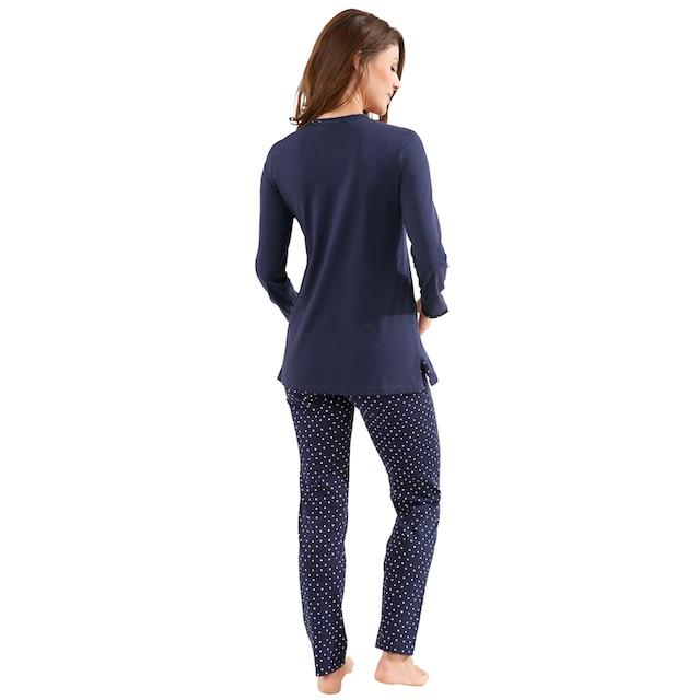 Schlafanzug, Ringella, »Lingerie«