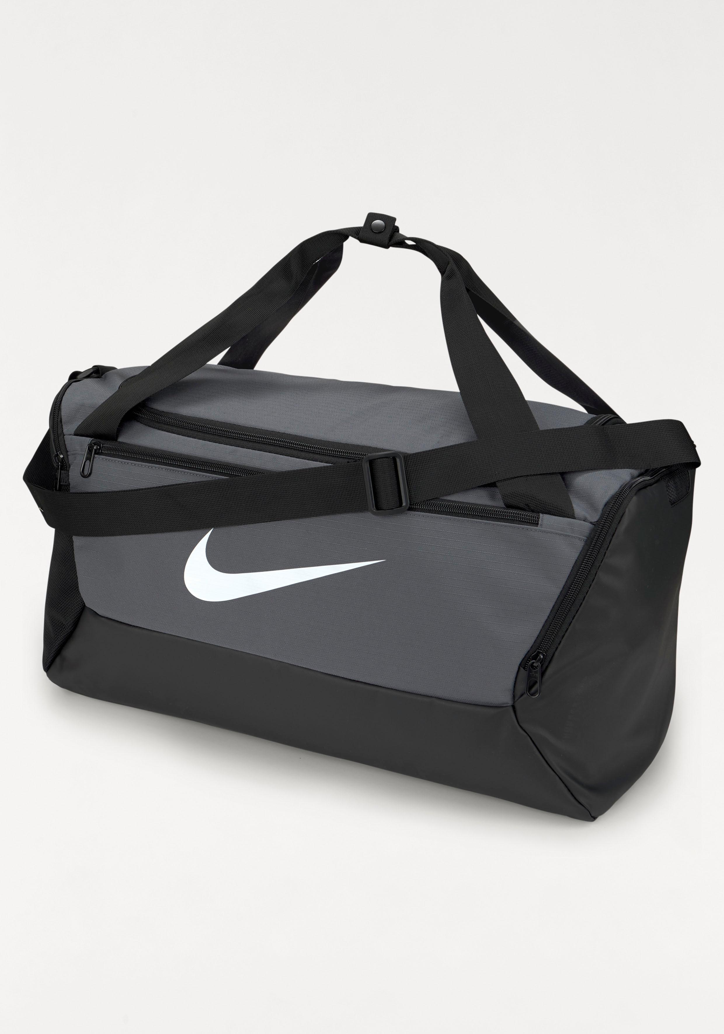 Nike Sporttasche NIKE BRSLA S DUFF -9.0 grau Taschen Unisex