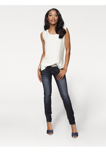Skinny - Jeans Alwa im Used - Look kaufen