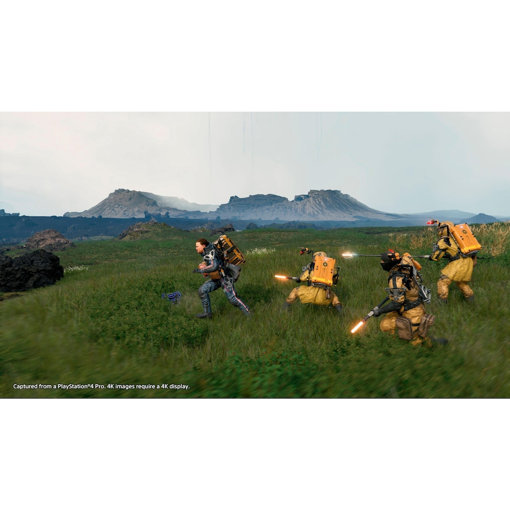 PlayStation 4 Spiel »Death Stranding«, PlayStation 4
