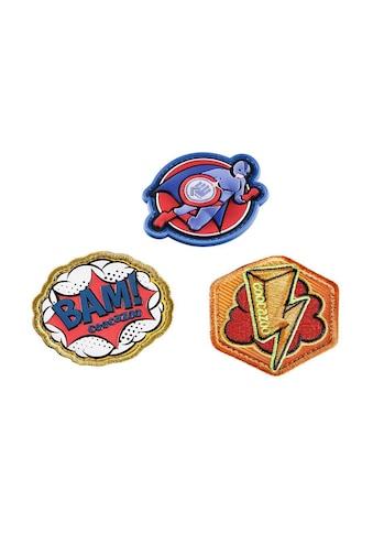 Coocazoo Patches - Set StyleTyle, Superhero, 3 Stück kaufen