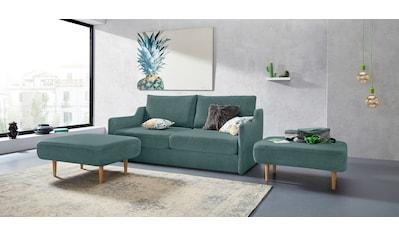 INOSIGN Sofa »Tiny Alpha Sofa« (3 Teile) kaufen