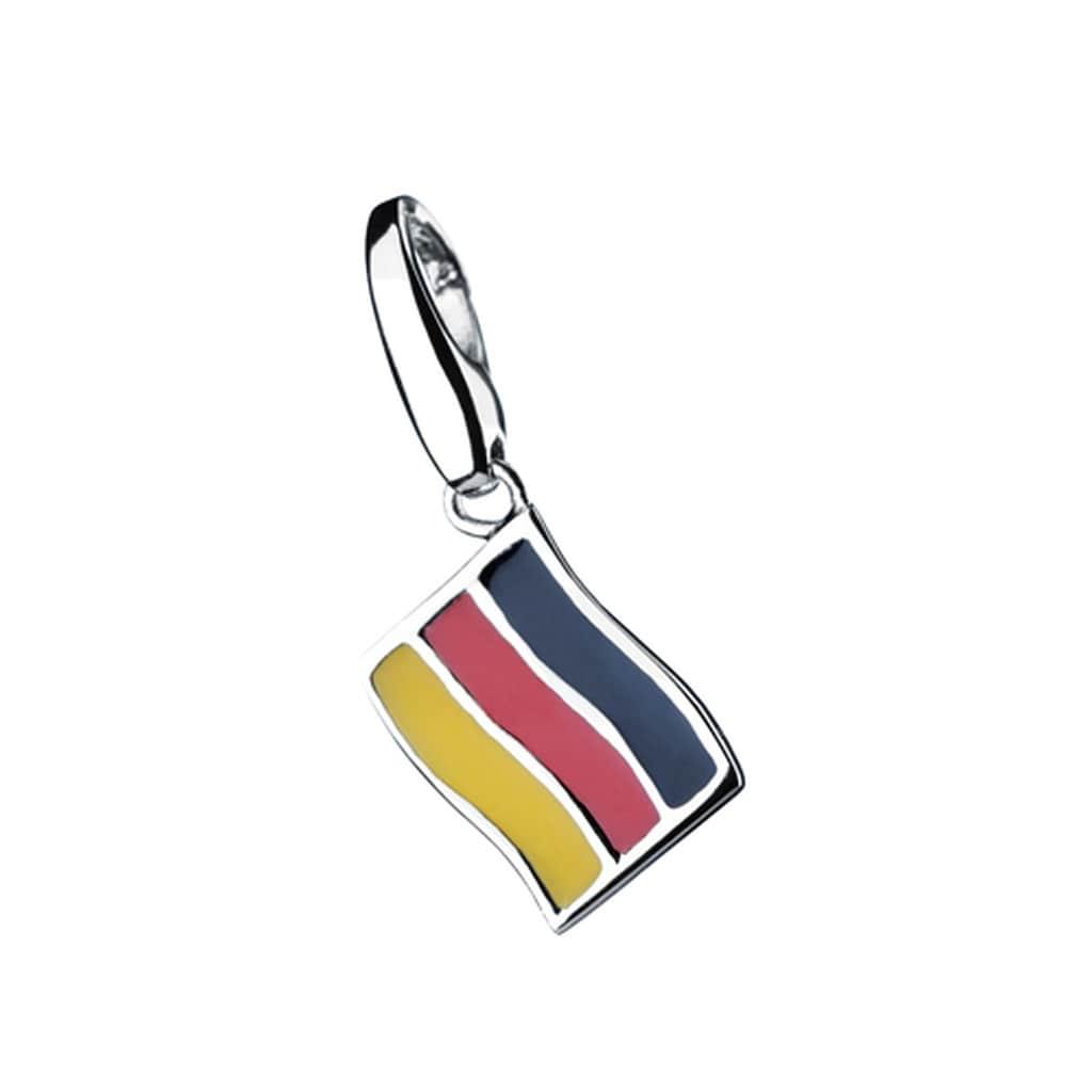 GIORGIO MARTELLO MILANO Charm-Einhänger »Flagge Deutschland«