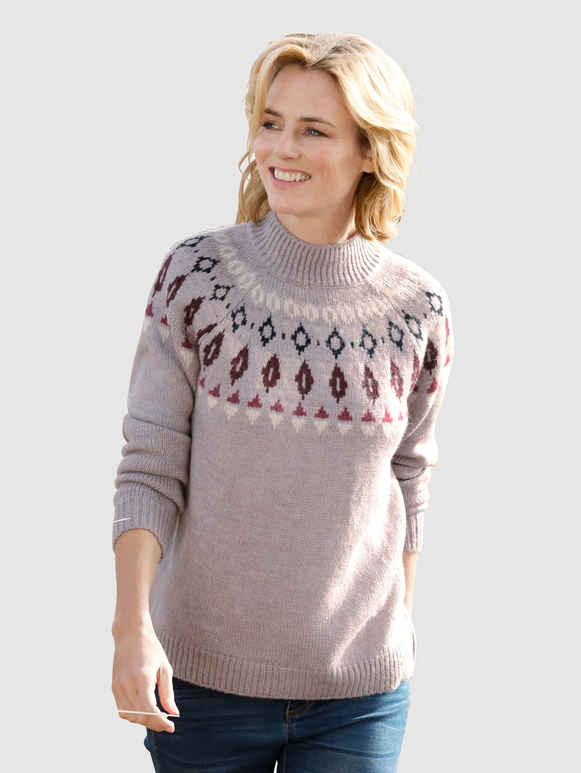 Dress In Norwegerpullover | Bekleidung > Pullover > Norwegerpullover | Dress In