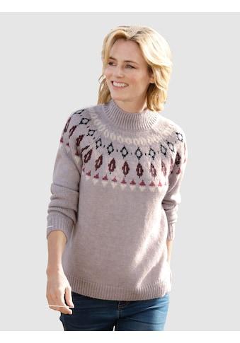 Dress In Norwegerpullover kaufen