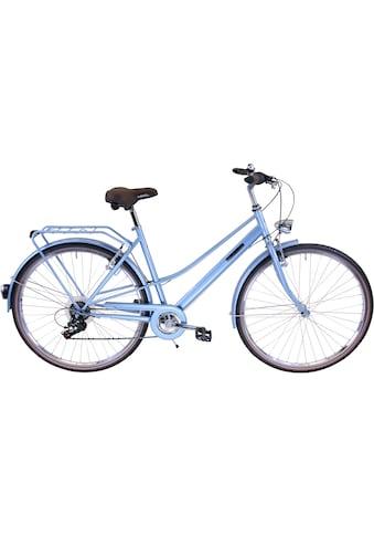 FASHION LINE Urbanbike, 6 Gang, Shimano, TOURNEY TY 300 Schaltwerk, Kettenschaltung kaufen
